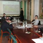 Spotkanie u Prezydenta Radomia w sprawie rozbudowy parku